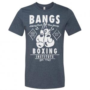 Bangs Boxing Institute Tee