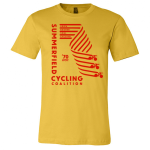 Summerfield Cycling Coalition Tee