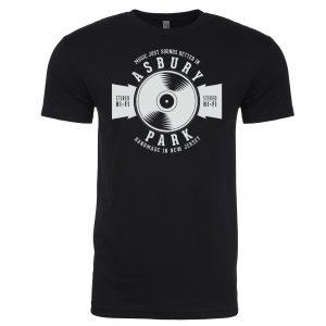 Music Just Sounds Better In Asbury Park Tee Shirt