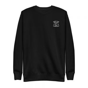 APFC Embroidered Logo Unisex Fleece Sweatshirt