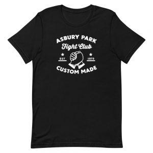 Asbury Park Fight Club Unisex T-Shirt